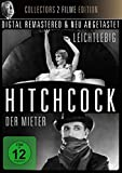 Alfred Hitchcock - Der Mieter & Leichtlebig