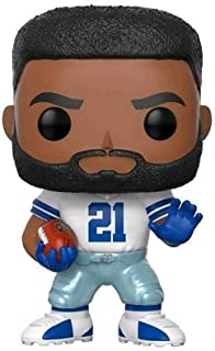 Figur POP NFL National Football leagueezekiel Elliott Farbe Rush Exclusive