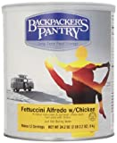 Backpacker's Pantry Fettuccini Alfredo with Chicken