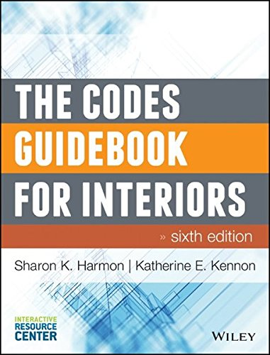 111880936X - The Codes Guidebook for Interiors