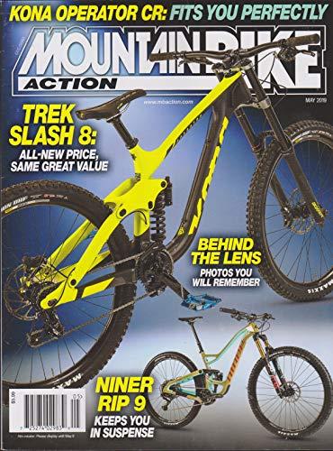 Mountain Bike Action May 2019