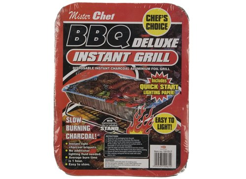 PMS Longlife Instant BBQ