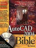 AutoCAD 2004 Bible, Ellen Finkelstein, 0764539922