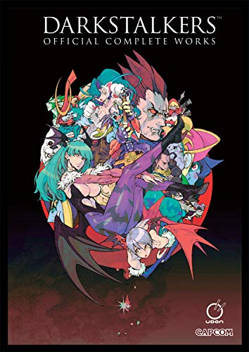 Darkstalkers: Official Complete Works Hardcover