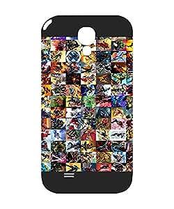 Marvel Comics Galaxy S4 Funda Case - Cool Marvel Comics Funda Case Scratch Durable Snap On Slim Plastic Funda Case Cover Fit For Samsung Galaxy S4 i9500