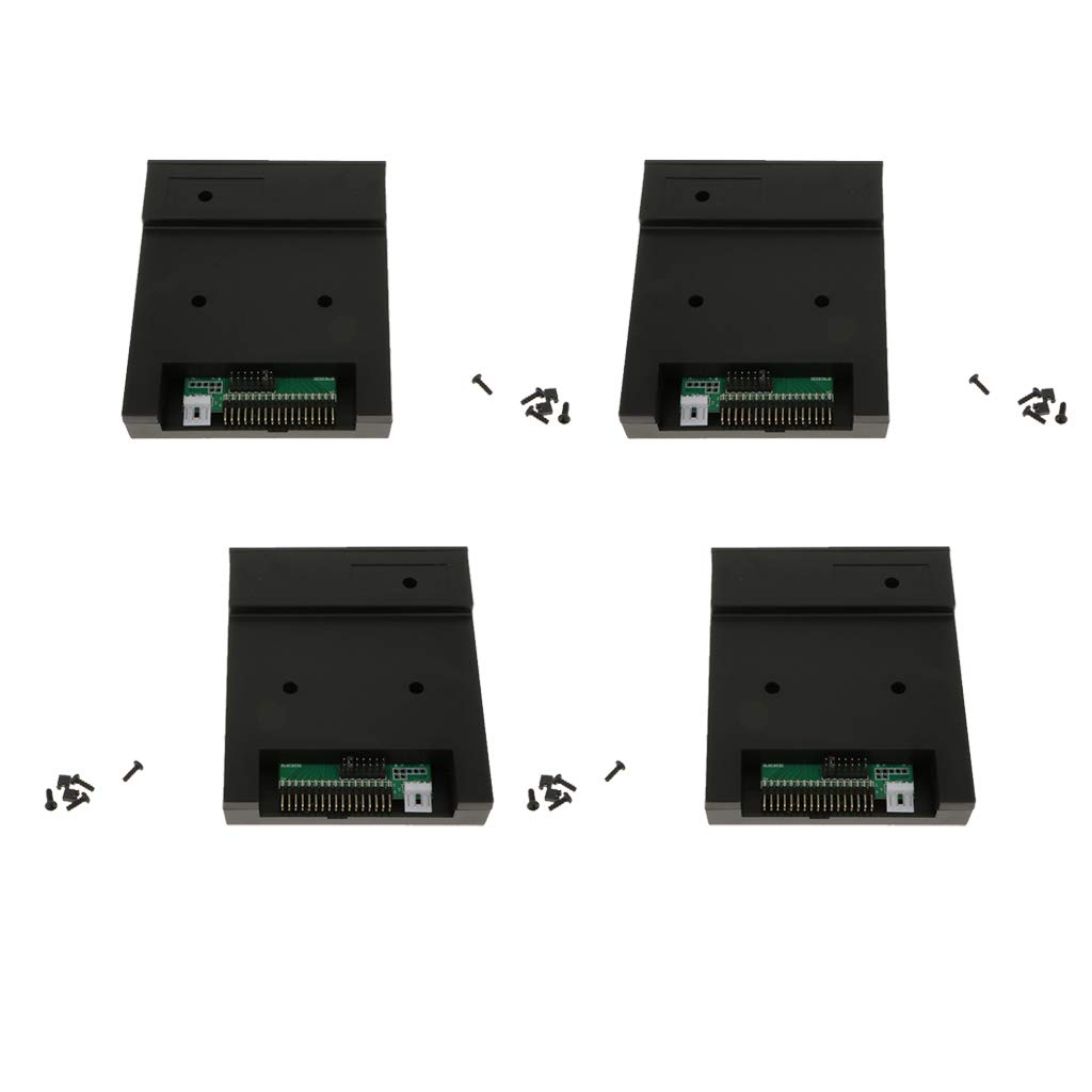 Homyl 1 Pieza Disquete USB,Tornillos con Jumper SFR1M44-U100K Reemplazo Interfraz Compatibilidad