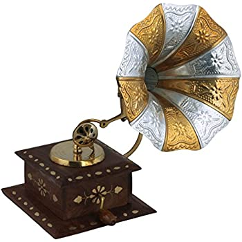Amazon.Com: Gramophone Handmade Vintage Dummy Showpiece Only For