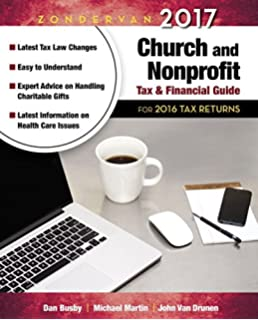 Worths income tax guide for ministers 2017 edition for preparing zondervan 2017 church and nonprofit tax and financial guide for 2016 tax returns fandeluxe Choice Image