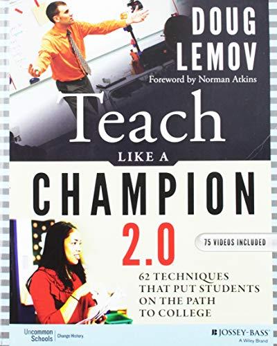 teach like a champion field guide - 3