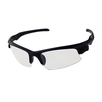 LUFA Gafas de sol al aire libre del conductor de los hombres gafas de sol de las lentes de peso ligero de conducción de los vidrios kcat1J