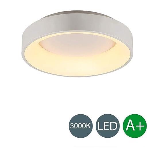 SPA Luz de techo Dormitorio LED Diseño moderno y redondo Lámparas ...