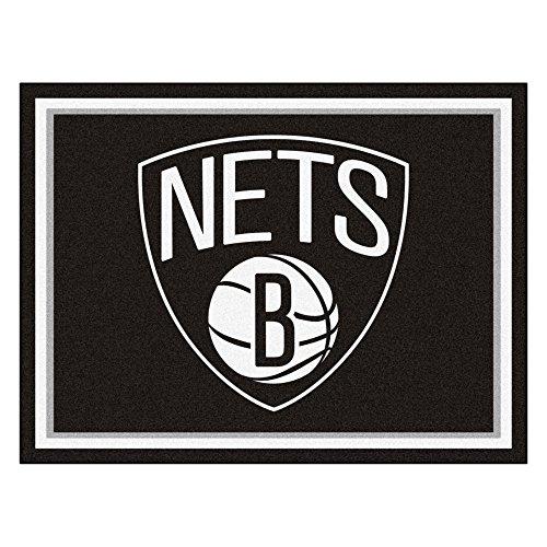 FANMATS 17444 NBA Brooklyn Nets Rug by Fanmats