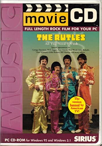 The Rutles: All You Need Is Cash [2 CD-ROM SET]: Eric Idle, Michael