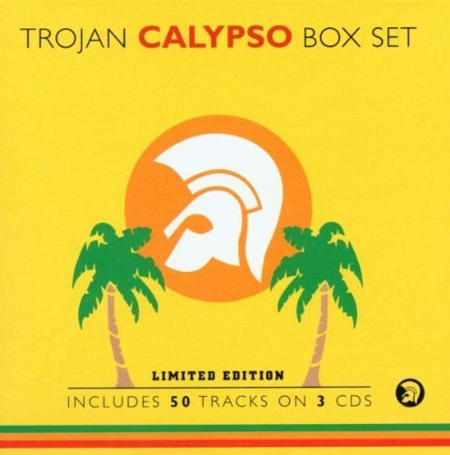 Price comparison product image Trojan Calypso Box Set by Various Artists