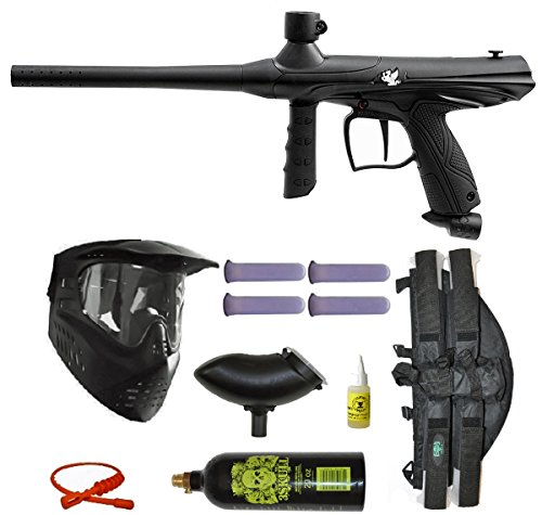 Tippman Gryphon Paintball Kit (Includes Mask, Tank, Loader and 4+1)