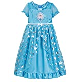 #3: Disney Girls' Princess Fantasy Nightgowns