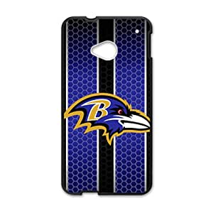 Malcolm Baltimore Ravens Hot Seller Stylish Hard Case For HTC One M7