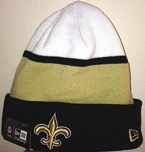 NFL New Orleans Saints Winter Block Beanie (Saints Stocking Cap compare prices)
