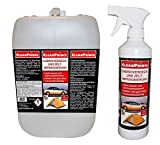 Cabrio-roof and tent impregnating spray 5500 ml by CleanPrince 5,5 Litre Cabriolet Cabriolet Convertible impregnation Cabriolet impregnation Convertible Textile impregnation Weatherproof Hood Car