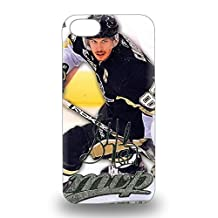 Tpu 3D PC Soft Case For Iphone 5/5s With NHL Pittsburgh Penguins Sidney Crosby #87 ( Custom Picture iPhone 6, iPhone 6 PLUS, iPhone 5, iPhone 5S, iPhone 5C, iPhone 4, iPhone 4S,Galaxy S6,Galaxy S5,Galaxy S4,Galaxy S3,Note 3,iPad Mini-Mini 2,iPad Air )