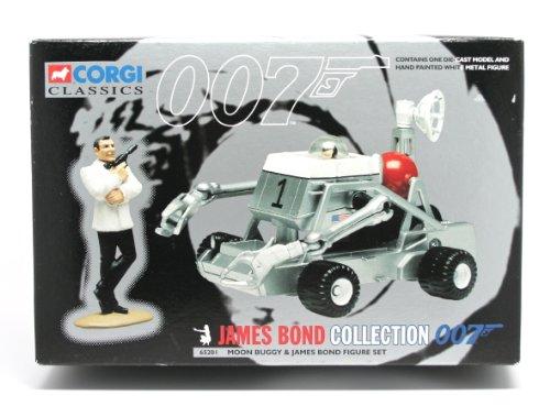 MOON BUGGY & JAMES BOND FIGURE SET 「007/ダイヤモンドは永遠に」 JAMES BOND COLLECTION 65201