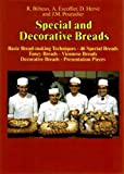 img - for By Roland Bilheux - Special and Decorative Breads (The Professional French Pastry Ser (1989-08-16) [Hardcover] book / textbook / text book