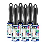 I Go Professional Powerful Pet Hair Lint Roller, Easily to Tear, 360 Count Lint Roller, 6 Pack