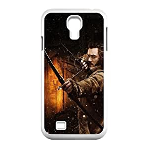 The Hobbit 2013 The Desolation of Smaug Thorin Samsung Galaxy S4 9500 Cell Phone Case White Delicate gift JIS_266734