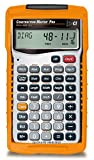 Calculated Industries 4065 Construction Master Pro Advanced Construction Math Feet-inch-Fraction Calculator for Contractors, Estimators, Builders, Framers, Remodelers, Renovators and Carpenters