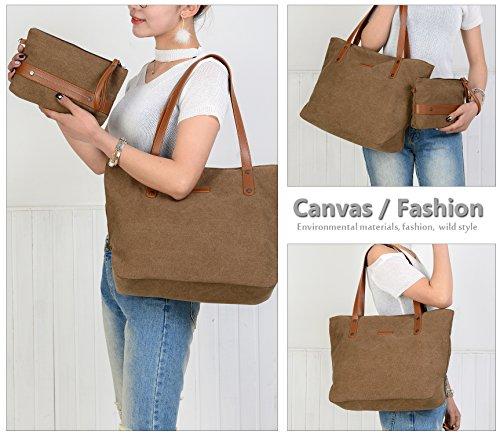 Brown Women's Tote Bag Shoulder Type16 ZPIwrqUPp