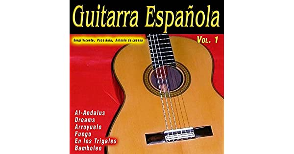 Amazon.com: Guitarra Española Vol. 1: Paco Nula & Antonio de ...
