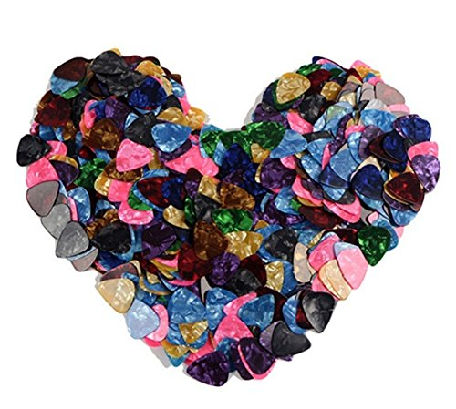 guitar-picks-cool-unique-designs-in-assorted-colors-celluloid-finish-awesome-for-acoustic-bass-or-el