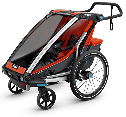 Chariot Jogging Stroller Bike Trailer - 3