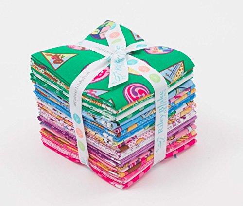 Girl Scouts Fat Quarter Bundle - Riley Blake by Riley Blake