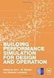 img - for Building Performance Simulation for Design and Operation book / textbook / text book