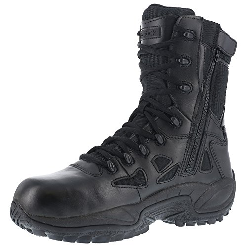 Reebok RB874 Women's Stealth CT Boot Black 6.5 M US nfpdl