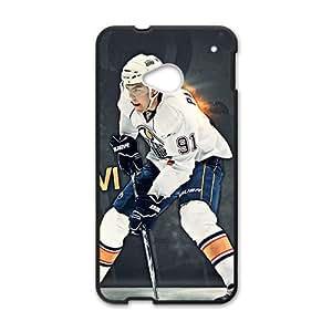 Happy NHL Paajarvi Magnus Black Phone Case for HTC One M7