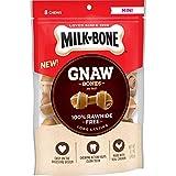Milk-Bone Gnaw Bones Mini Knotted Bones Chew Treats
