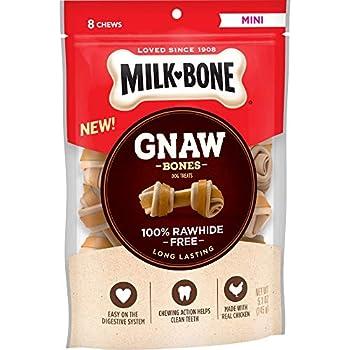 Amazon com : Milk-Bone Wonder Bones Paw Rockers with Real