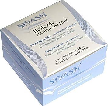 SIVASH Tierra medicinal - sal, magnesio - para su uso en el acné, el