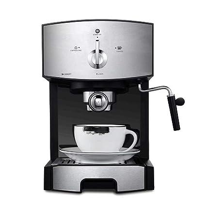 WY-coffee maker Máquina de café de Consumo y Comercial de Tipo Semi-Vapor