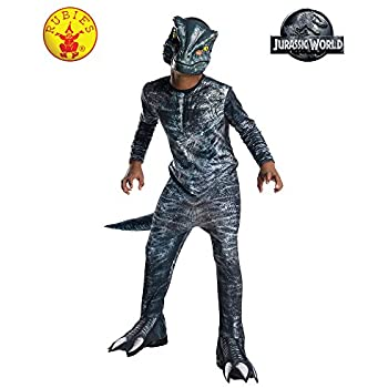 Rubies Jurassic World: Fallen Kingdom Childs Velociraptor Costume, Large