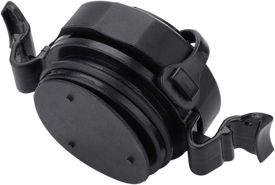 Air Valve Bed MAGT 3 In 1 Air Valve Secure Seal Cap For Intex Inflatable Airbed Mattress Black Leak-Proof Valve Cap Design