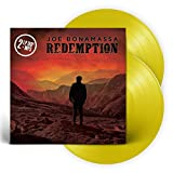 Redemption (Limited UK Exclusive Yellow Vinyl) [VINYL]