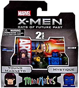 Marvel Minimates Toys R Us X-Men First Class Movie Mystique Jennifer Lawrence