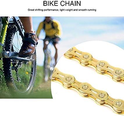 Starbun Cadena de Bicicleta: Cadena de Bicicleta de 11 velocidades ...