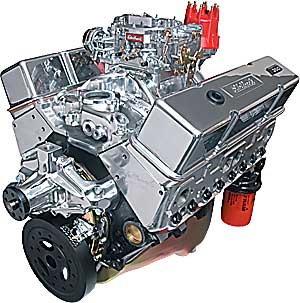Edelbrock Crate Engine Performer - Edelbrock 45901 Performer Series RPM E-Tec Crate Engine