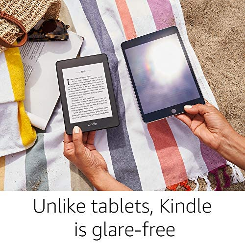 Certified Refurbished Kindle Paperwhite – Now Waterproof with 2x the Storage – Includes Special Offers