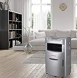 Honeywell 470 CFM Fan & Humidifier, Carbon Dust