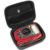CaseSack Multimeter Case for Etekcity MSR-R500, AstrolAI, Craftsman Multimeter, 34-82141, Crenova MS8233D, Cell Sensor EMF De
